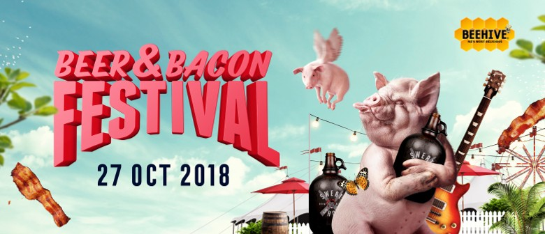 NZ's Second Annual Beer & Bacon Festival