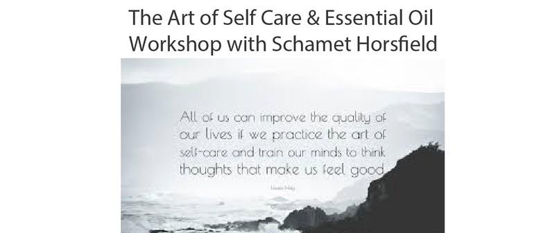 The Art of Self Care: Essential Oil Class
