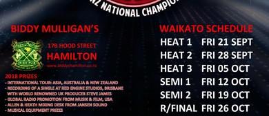 Battle of the Bands 2018 National Championship-Waikato Heat3