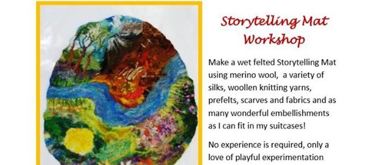 Storytelling and Felting Workshop