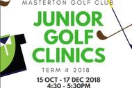 Image for event: Junior Golf Clinics