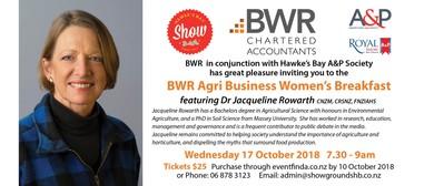 BWR Agri Business Women's Breakfast