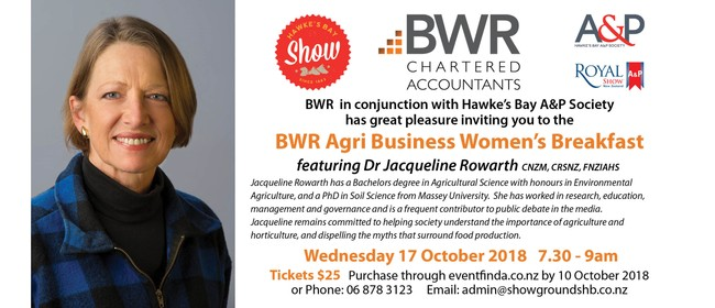 BWR Agri Business Women's Breakfast