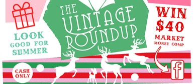 The Vintage Roundup - Clothing & Craft Market
