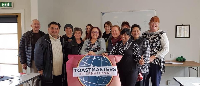 Lunchtime Toastmasters