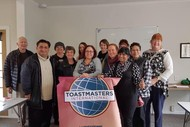 Image for event: Lunchtime Toastmasters