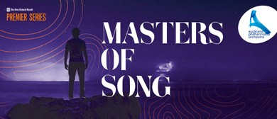 NZ Herald Premier Series: Masters of Song