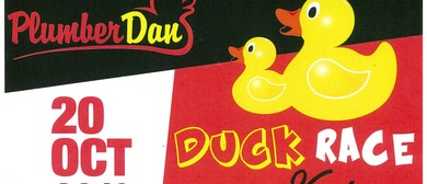 Plumber Dan Duck Race