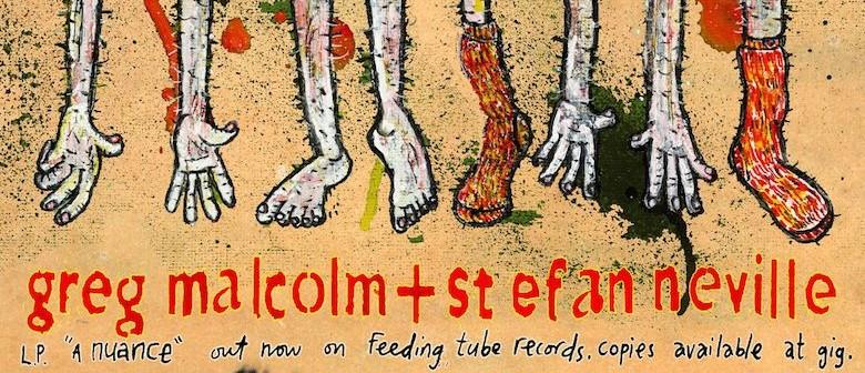 Stefan Neville & Greg Malcolm: Record Release