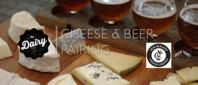 Cheese & Beer Tasting with Urbanaut & NZ Cheese