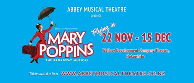 Mary Poppins - The Broadway Musical