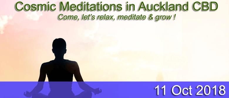 Kosmic Fusion: Silent Meditations & Transmissions