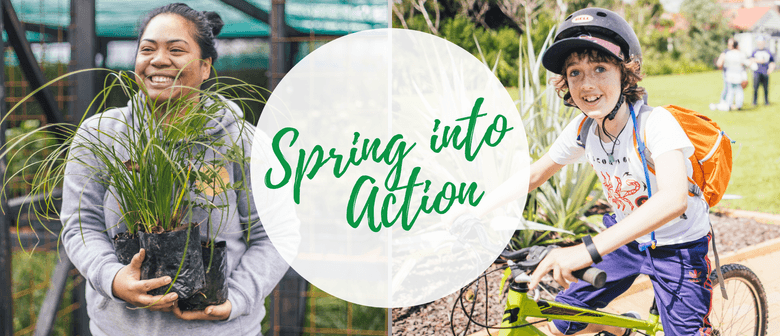 Spring Into Action - A Morning of Activities