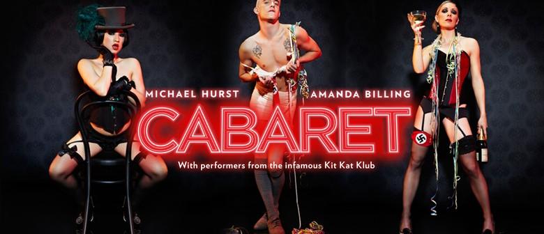 Auckland Theatre Company Presents Cabaret