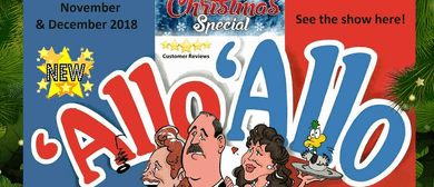 "NEW 'Allo 'Allo - Le Christmas Dinner Show: ""Part Dux"""