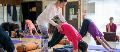 Advanced Yoga Teacher Training - Evolve As a Teacher