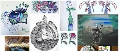 Art Exhibition - The Pellucid Uncertainty