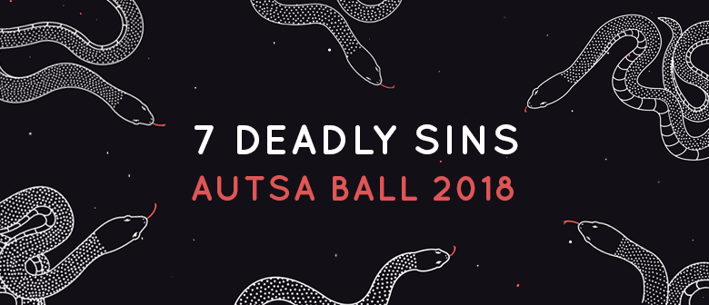 autsa ball the 7 deadly sins auckland eventfinda