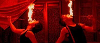 Fo(UN)D: Circus of Horrors - A Halloween Cabaret