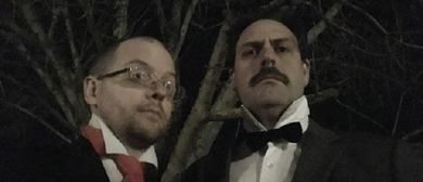 Fo(UN)D: Edgar Allan Impro