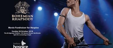 Bohemian Rhapsody Movie Fundraiser for Hospice