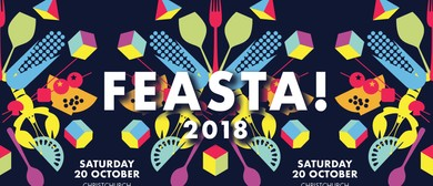 FESTA 2018's Headline Event: Feasta!