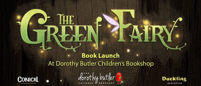 The Green Fairy - Book Launch