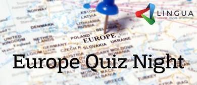 Social Event: Europe Quiz Night!