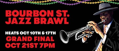 Fat Eddie's Bourbon St Jazz Brawl Heat No.2
