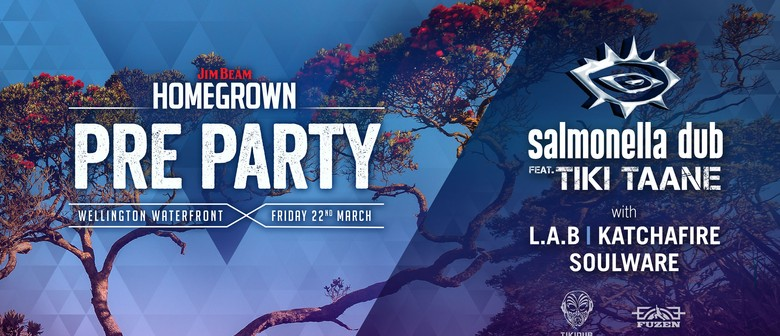 Jim Beam Homegrown - Pre-Party 2019