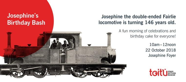 Josephine's 146th Birthday - Dunedin - Eventfinda