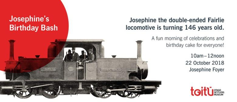Josephine's 146th Birthday