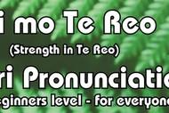Image for event: Winton Ihi Mo Te Reo Maori - Beginners Pronunciation