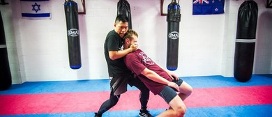 Krav Maga Auckland Close Quarters Combat Workshop