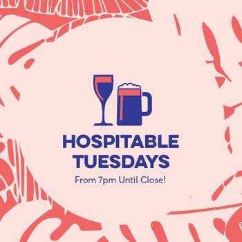 Hospitable Tuesdays
