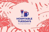 Image for event: Hospitable Tuesdays