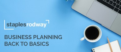 Business Planning - Back to Basics