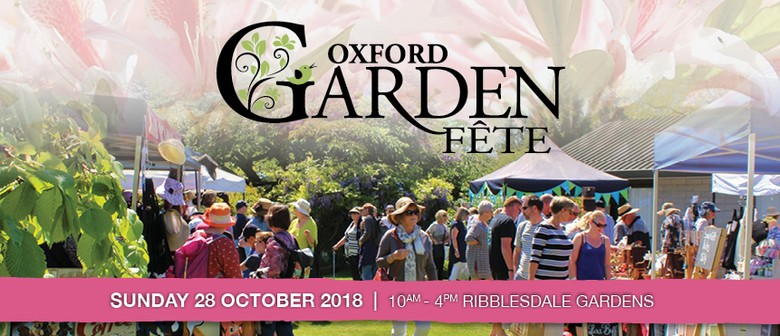 Oxford Garden Fete