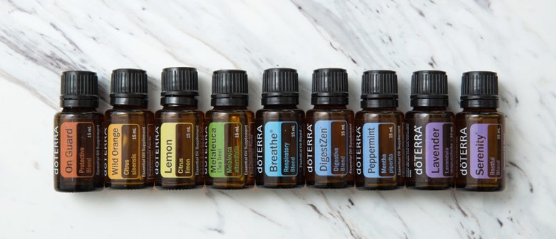 Nature's Solutions with Essential Oils