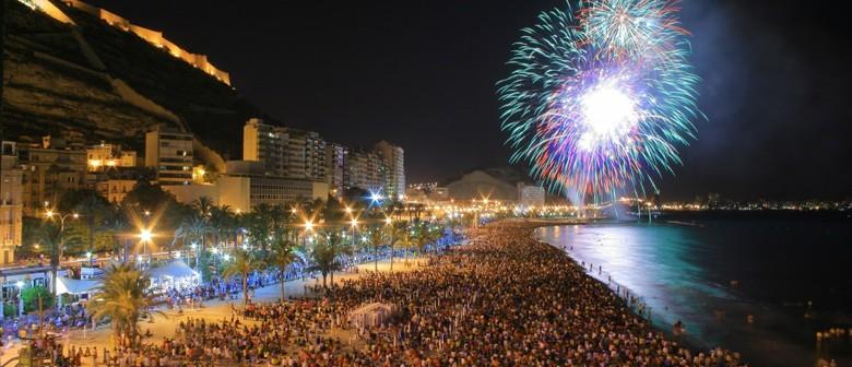 Fiesta Nacional de Espagne (Spain's National Day!)