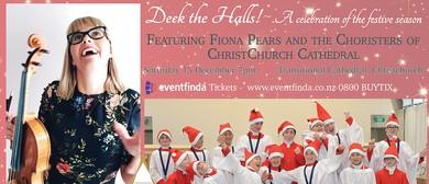 Deck the Halls - a celebration of the festive season