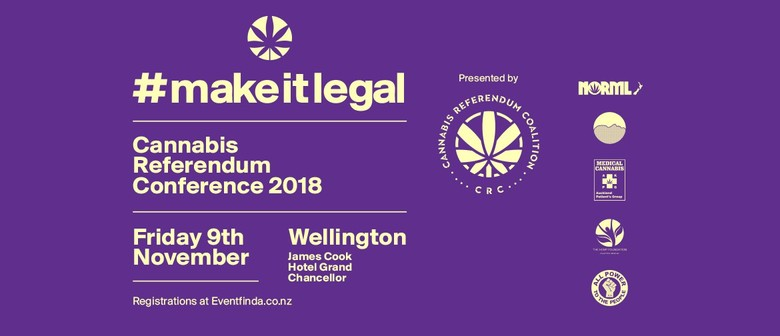 Cannabis Referendum Conference 2018