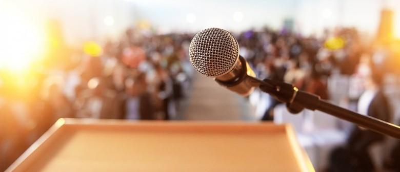 How to Speak to Public