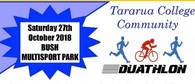 Tararua Community Duathlon