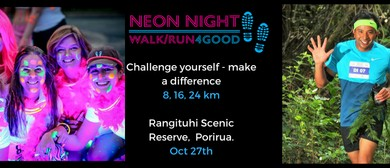 Neon Night Walk/Run 4 Good