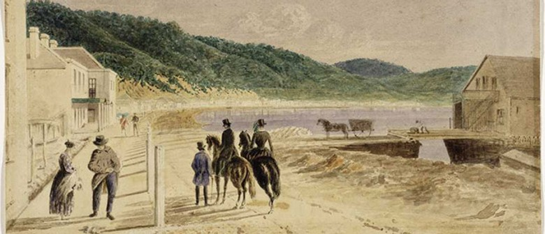 Two Yards of Serge: Wellington Women Shopping In the 1850s