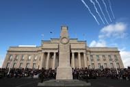 Image for event: Armistice 100
