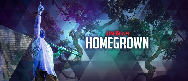 Jim Beam Homegrown