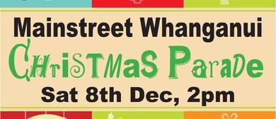 Mainstreet Whanganui Christmas Parade