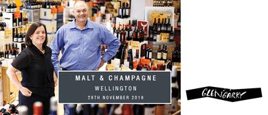Malt & Champagne